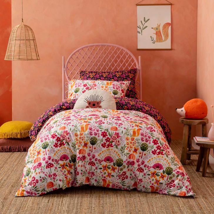 KAS Kids Hettie Double Bed Quilt Cover Set   My Linen