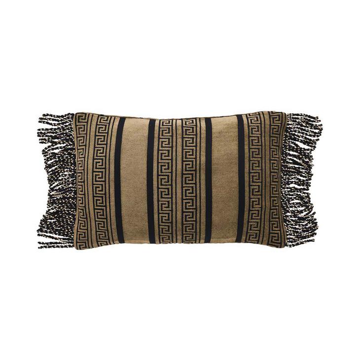 Davinci Massimo Gold Decorator Filled Cushion   My Linen