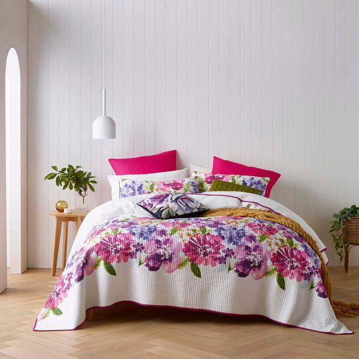 Bianca Zoey Multi Queen Bed Bedspread Set | My Linen