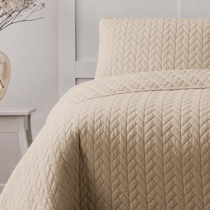 Ardor Boudoir Maya Linen Double Bed Quilt Cover Set   My Linen