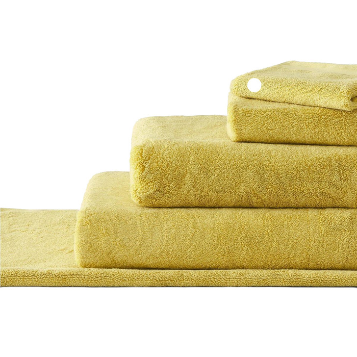 Sheridan Luxury Retreat Towel Collection Face Washer Chartreuse | My Linen