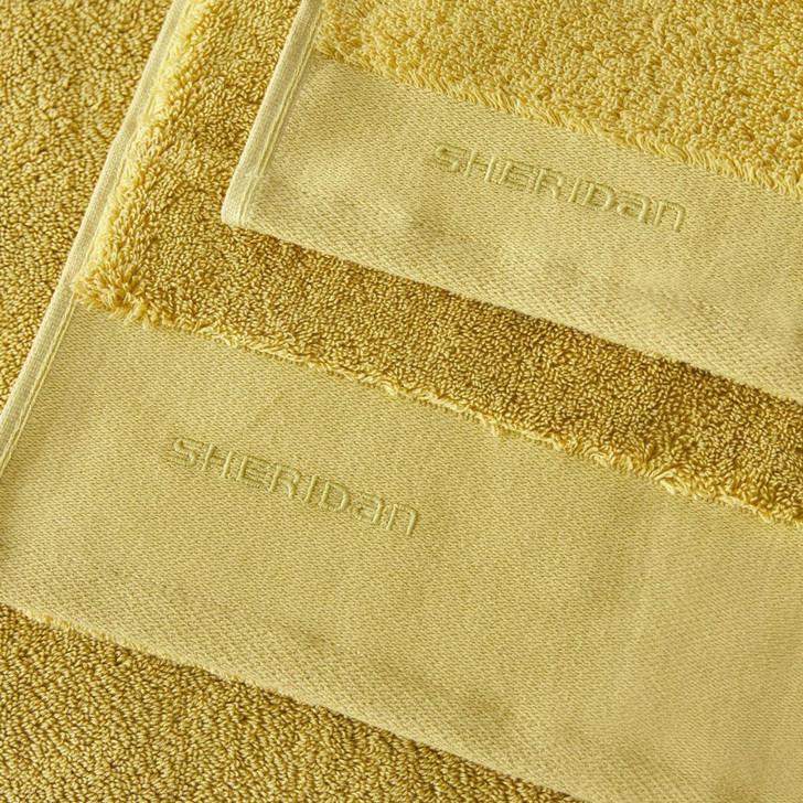 Sheridan Luxury Retreat 7pc Bath Towel Set Chartreuse | My Linen