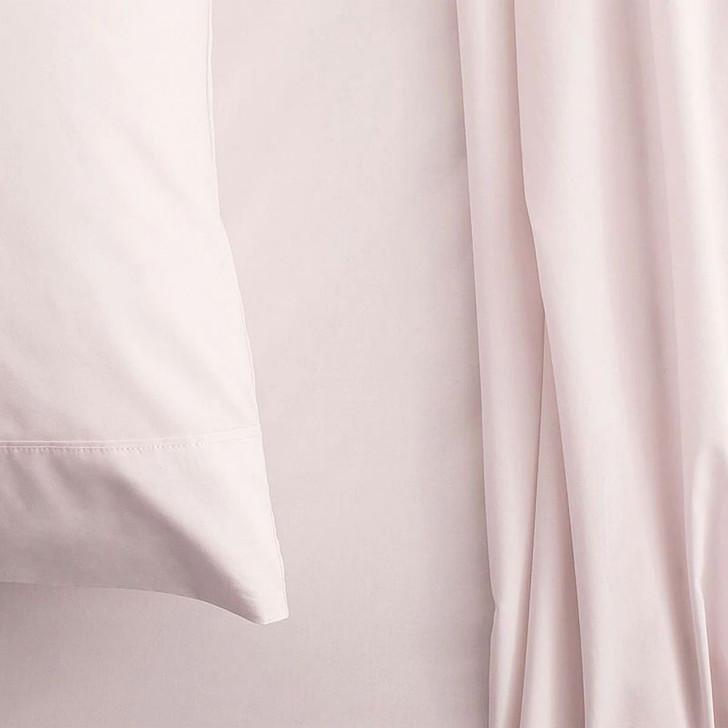 Sheridan 300TC Classic Percale Organic Cotton Shell Queen Bed Sheet Set Pillowcase | My Linen