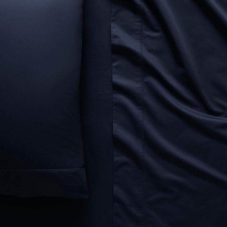 Sheridan 1000TC Hotel-Weight Luxury Midnight Super King Sheet Set | My Linen