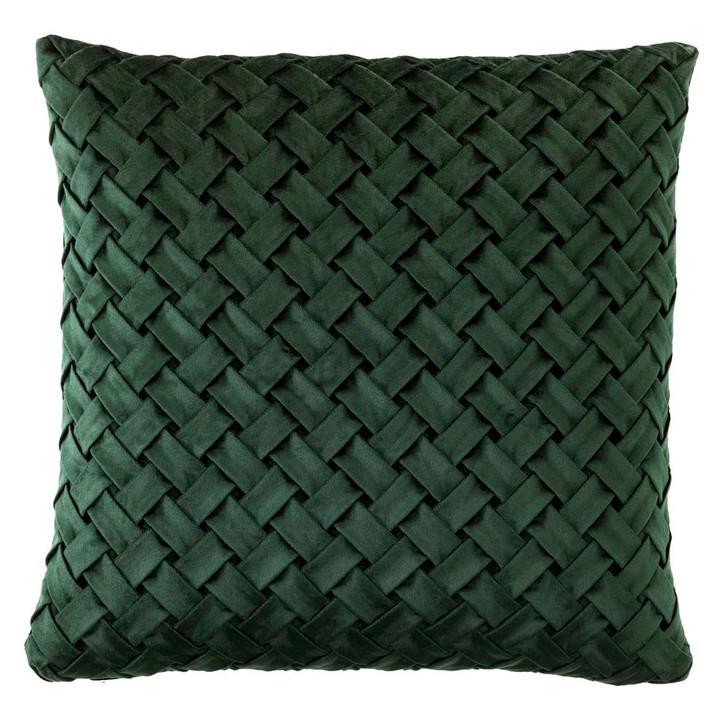 Bianca Venice Deep Green European Pillowcase | My Linen