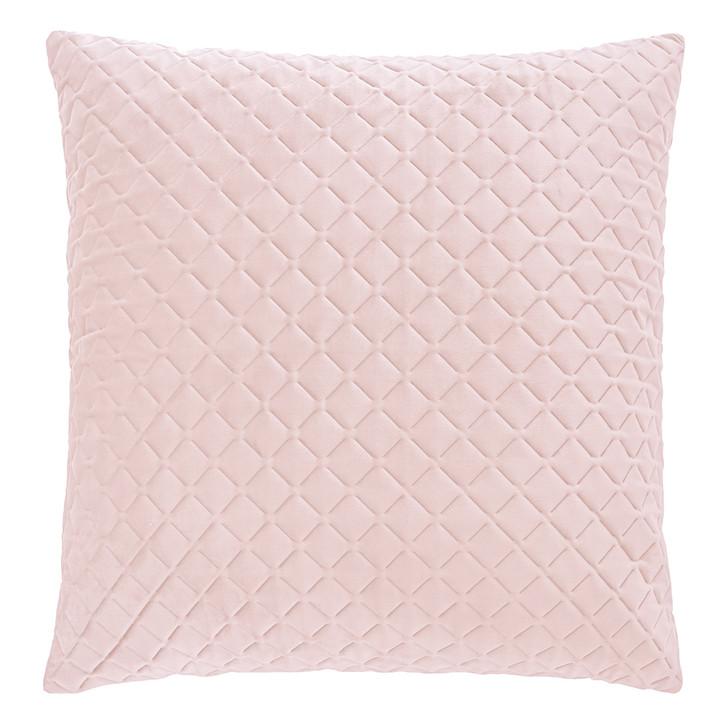 Bianca Alden Blush European Pillowcase   My Linen