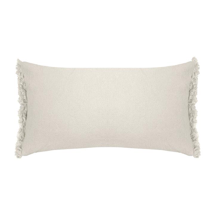 Bambury Avoca Pebble Long Filled Cushion | My Linen