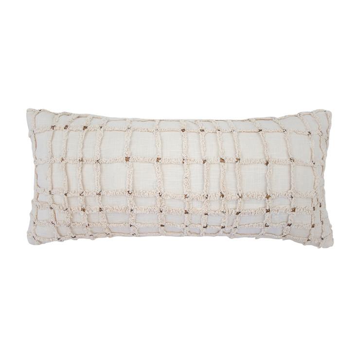 Bambury Weir Long Filled Cushion | My Linen