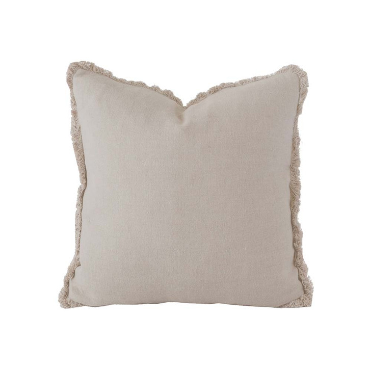 Bambury 100% Linen Pebble Long Filled Cushion | My Linen