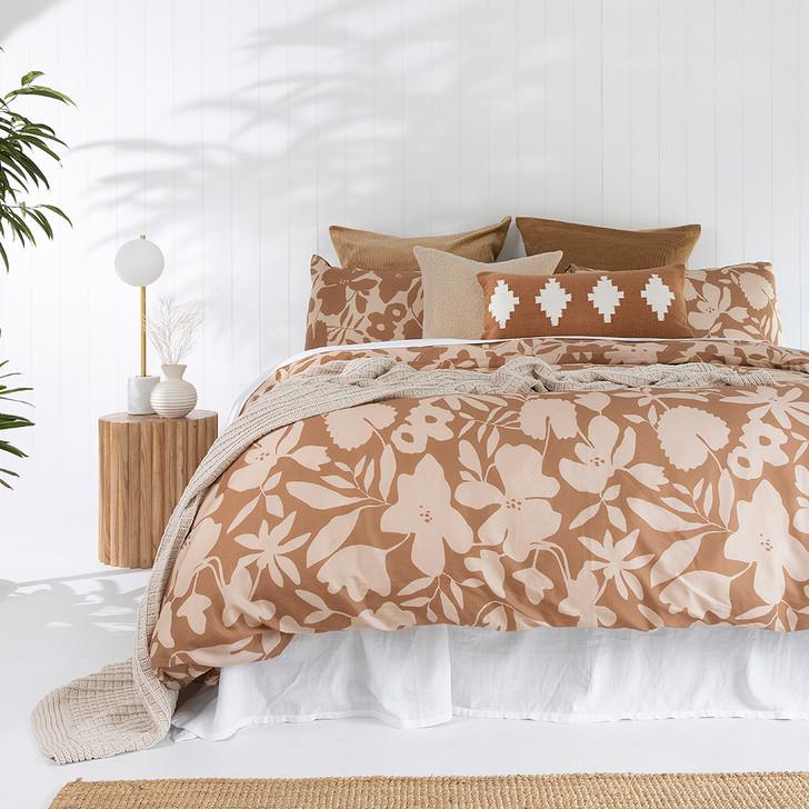 Bambury Muir King Bed Quilt Cover Set | My Linen