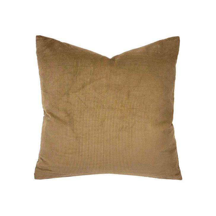 Sloane Flax Square Filled Cushion