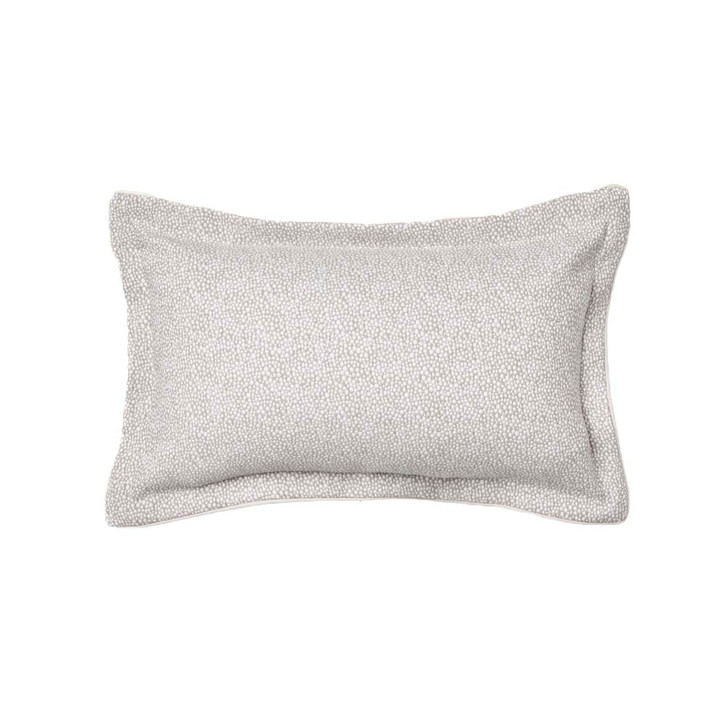 Private Collection Meridien Stone Decorator Filled Cushion | My Linen