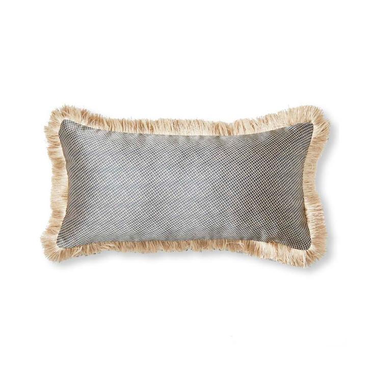 Davinci Peron Night Long Filled Cushion   My Linen