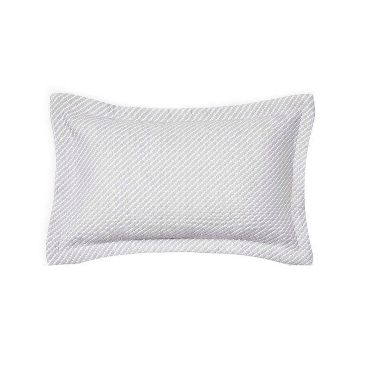 Private Collection Tier Silver Decorator Filled Cushion | My Linen