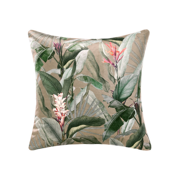 Linen House Emiliano Multi Square Filled Cushion | My Linen