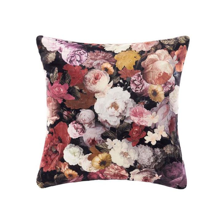 Linen House Uma Multi Square Filled Cushion   My Linen