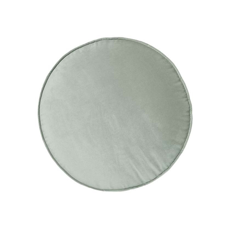 Linen House Toro Stillwater Round Filled Cushion | My Linen