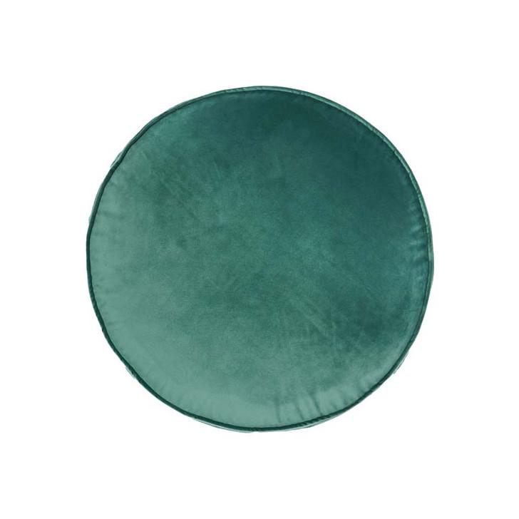 Linen House Toro Jade Round Filled Cushion | My Linen