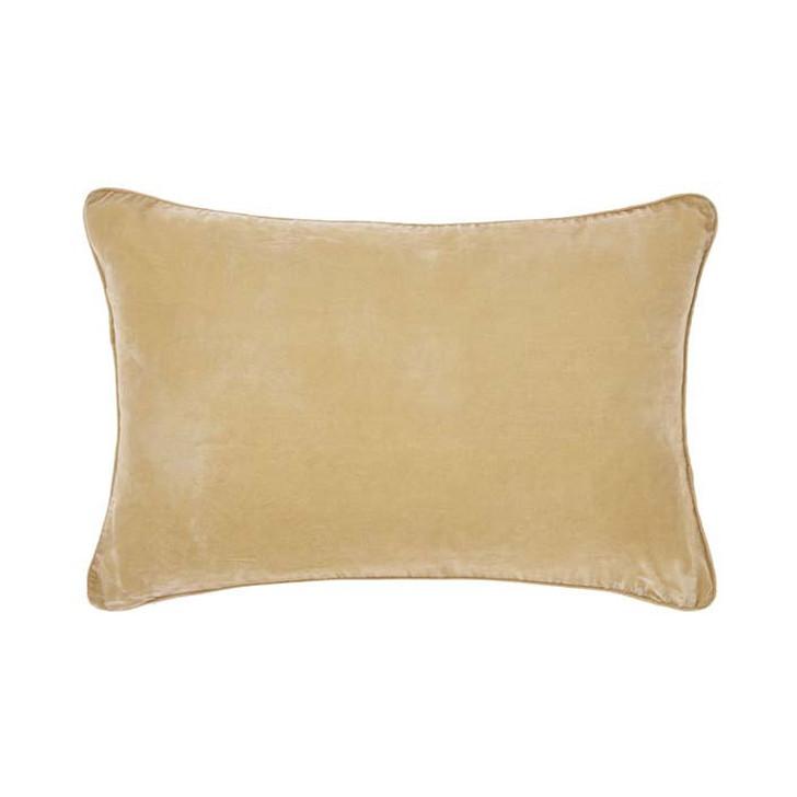 Linen House Yasmeen Nude Long Filled Cushion   My Linen