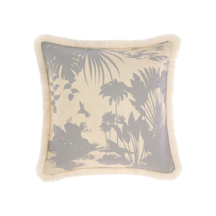 Linen House Alonna Sky Square Filled Cushion | My Linen
