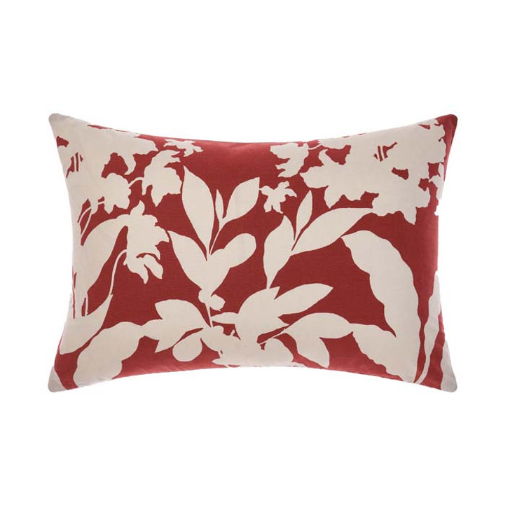 Linen House Tillie Brandy Long Filled Cushion | My Linen