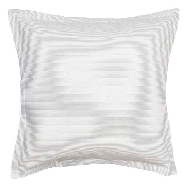 Logan and Mason Pomeroy Teal European Pillowcase   My Linen