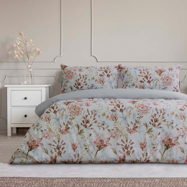 Ardor Boudoir Rhea Multi King Bed Quilt Cover Set   My Linen