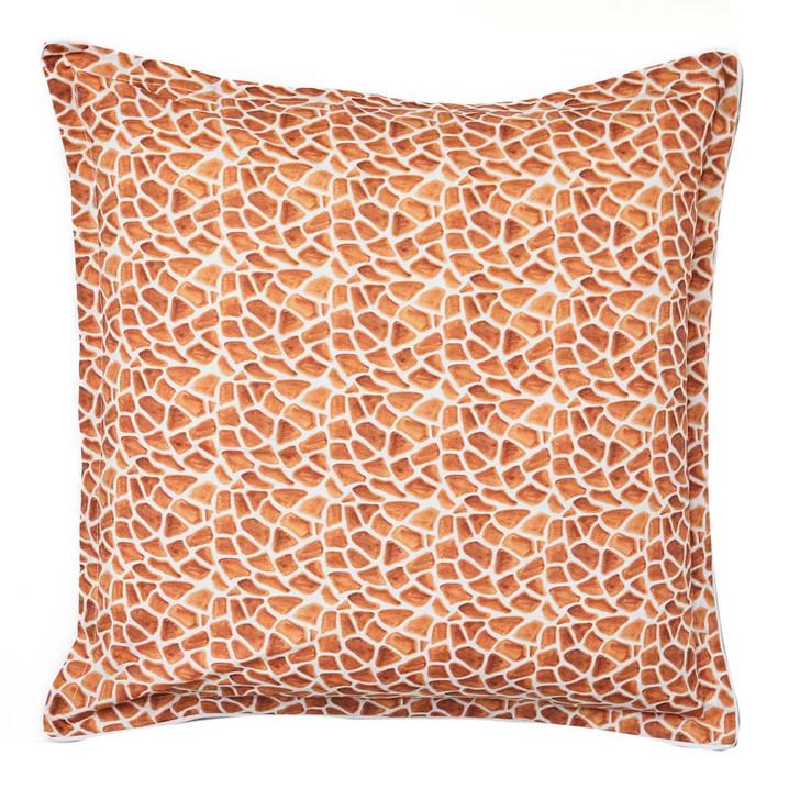 Logan and Mason Vintage Safari European Pillowcase   My Linen
