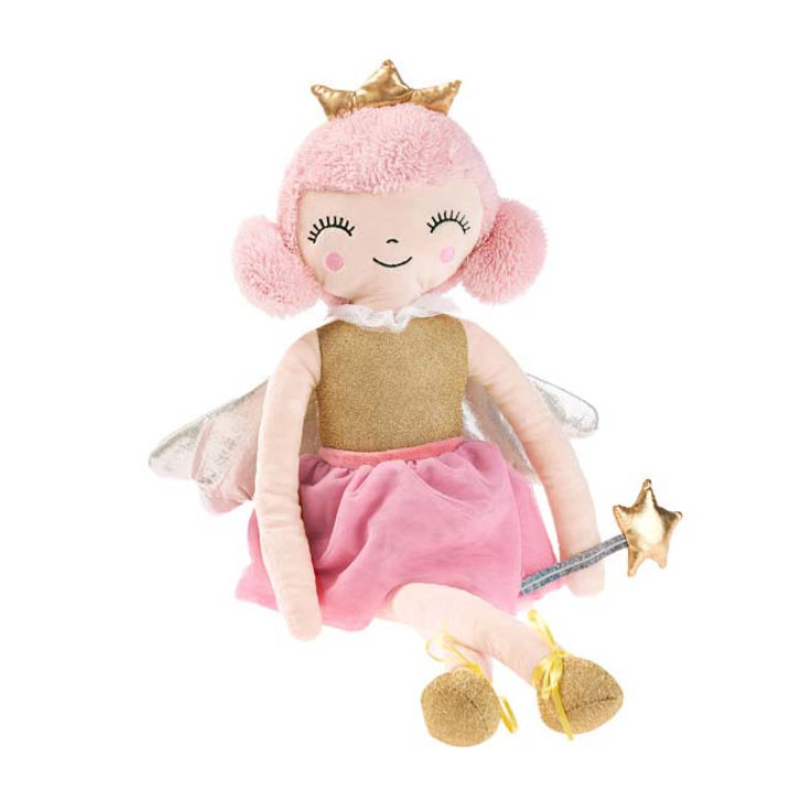 Linen House Kids Tooth Fairy Emmy Novelty Filled Cushion   My Linen