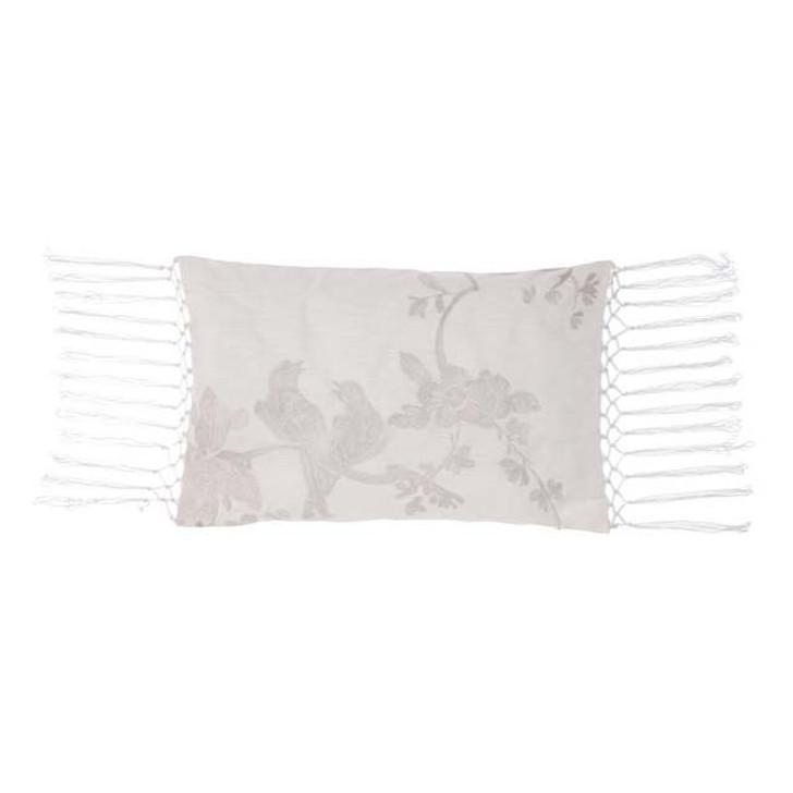 Grace by Linen House Sonoya Pink Long Filled Cushion   My Linen