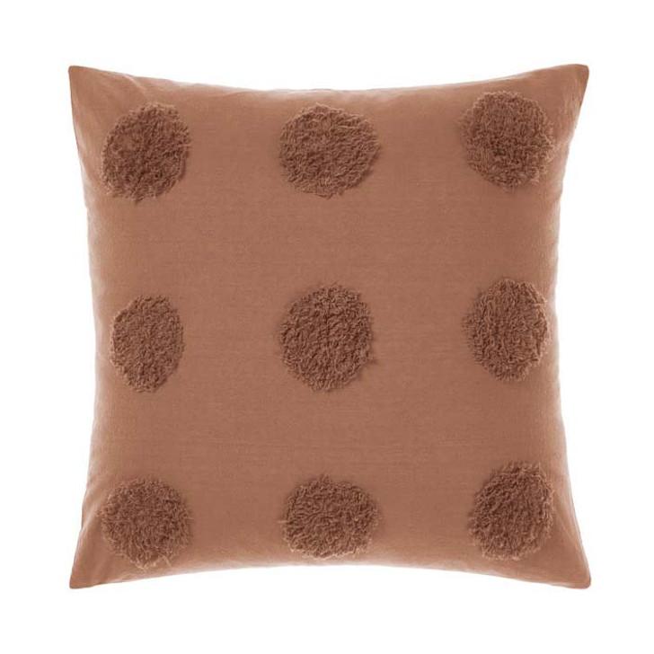 Linen House Haze Pecan European Pillowcase | My Linen