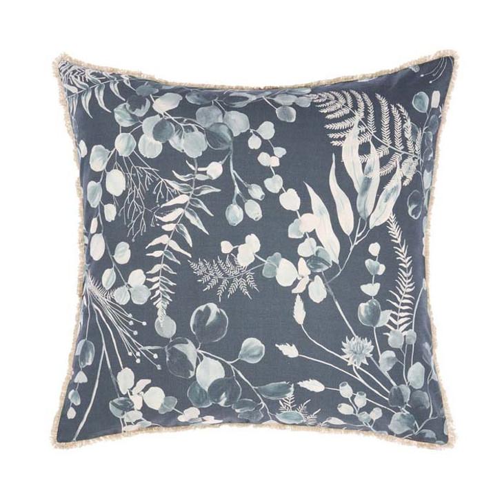 Linen House Nellie Petrol European Pillowcase   My Linen