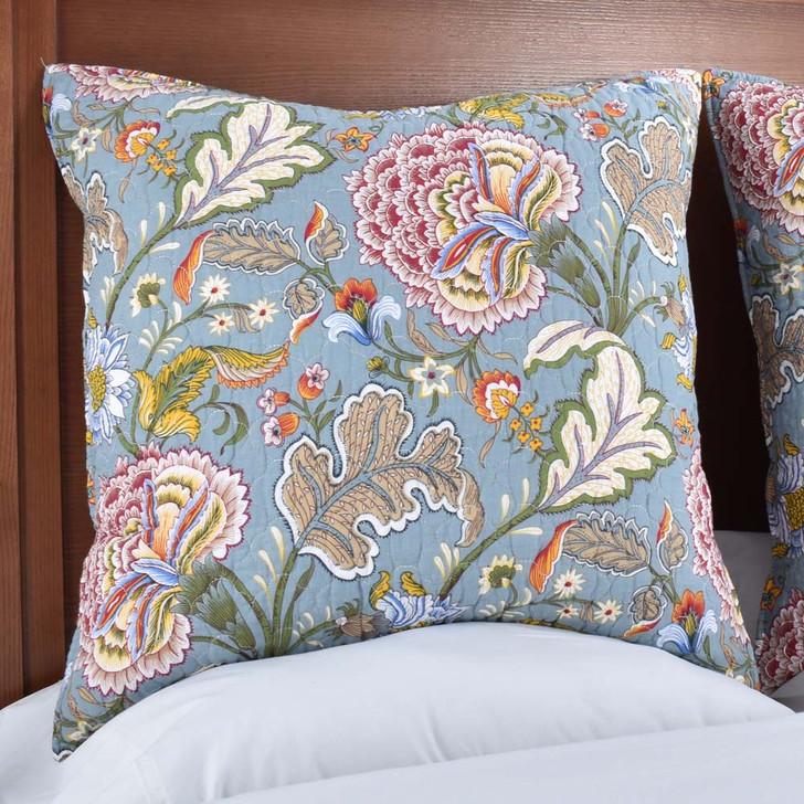 Classic Quilts Angelina European Pillowcase | My Linen