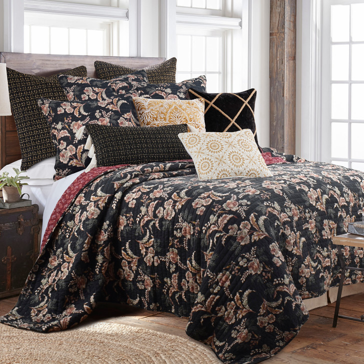 Classic Quilts Onica Super King Coverlet Set | My Linen