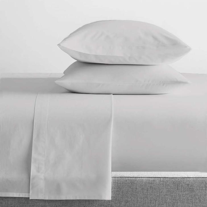 Renee Taylor Organic Vapour Sheet Set Split Queen Bed | My Linen