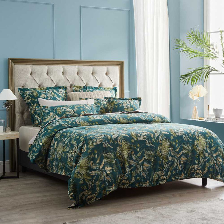 Private Collection Malucca Forest Queen Bed Quilt Cover Set | My Linen