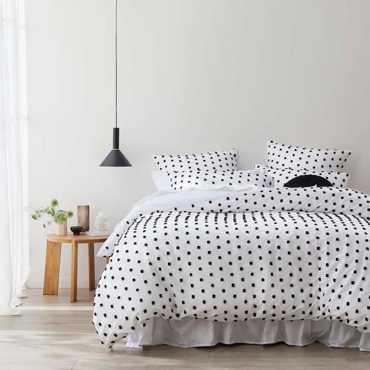 Platinum Logan and Mason Soda Pop Double Bed Quilt Cover Set   My Linen