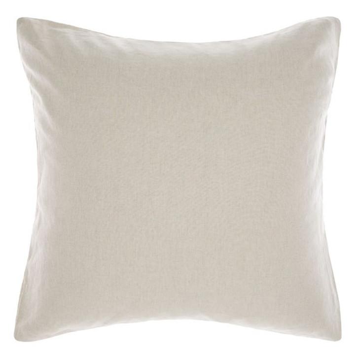Linen House Nimes Natural European Pillowcase   My Linen