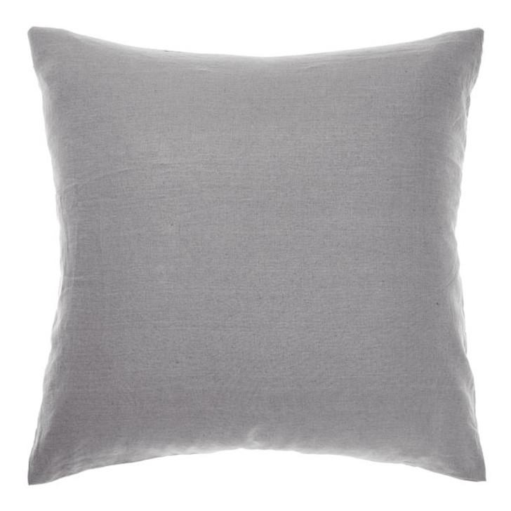 Linen House Nimes Ash European Pillowcase | My Linen
