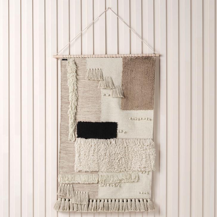 Linen House Arman Natural Wall Hanging | My Linen