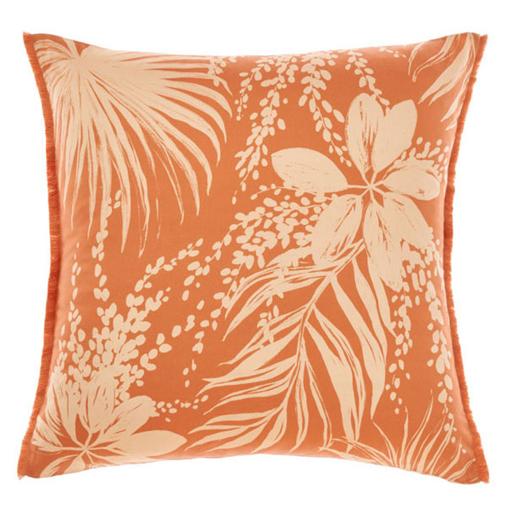 Linen House Harlow Black European Pillowcase | My Linen