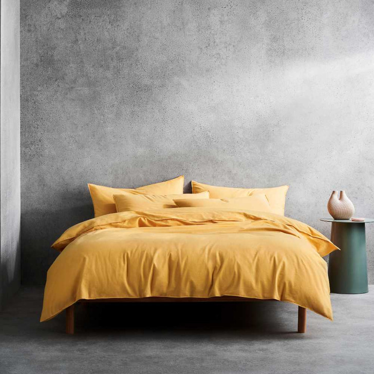 Sheridan Onslo Amber Queen Bed Quilt Cover Set | My Linen