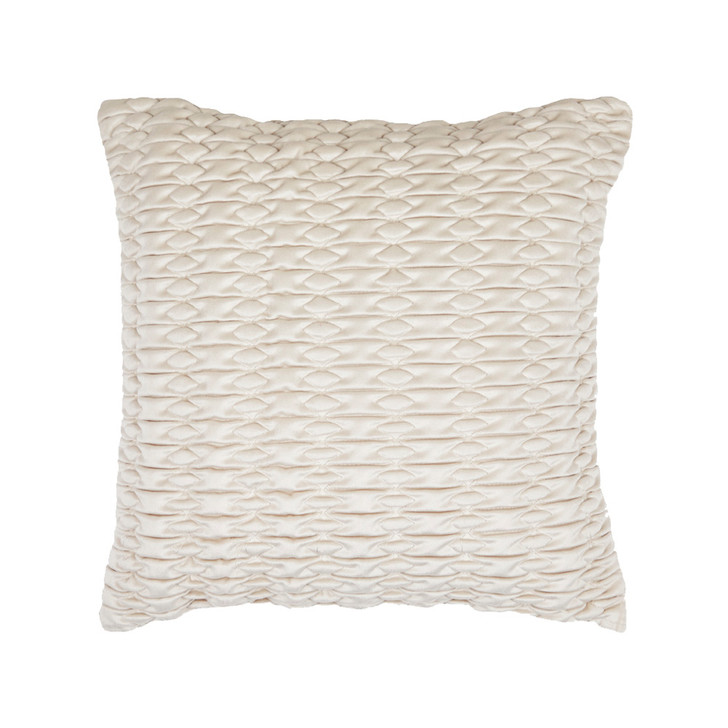 Private Collection Loxton Champagne Square Filled Cushion   My Linen
