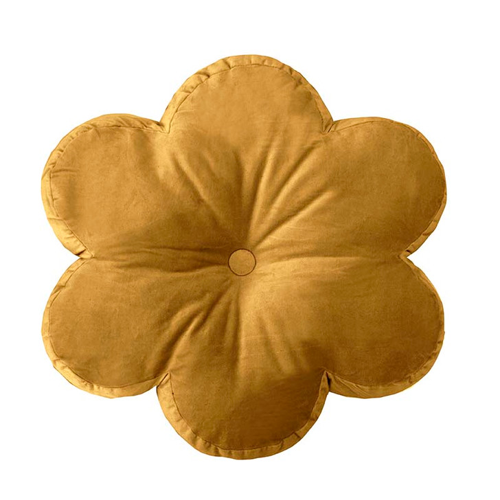 Bambury Flower Honeycomb Novelty Filled Cushion | My Linen