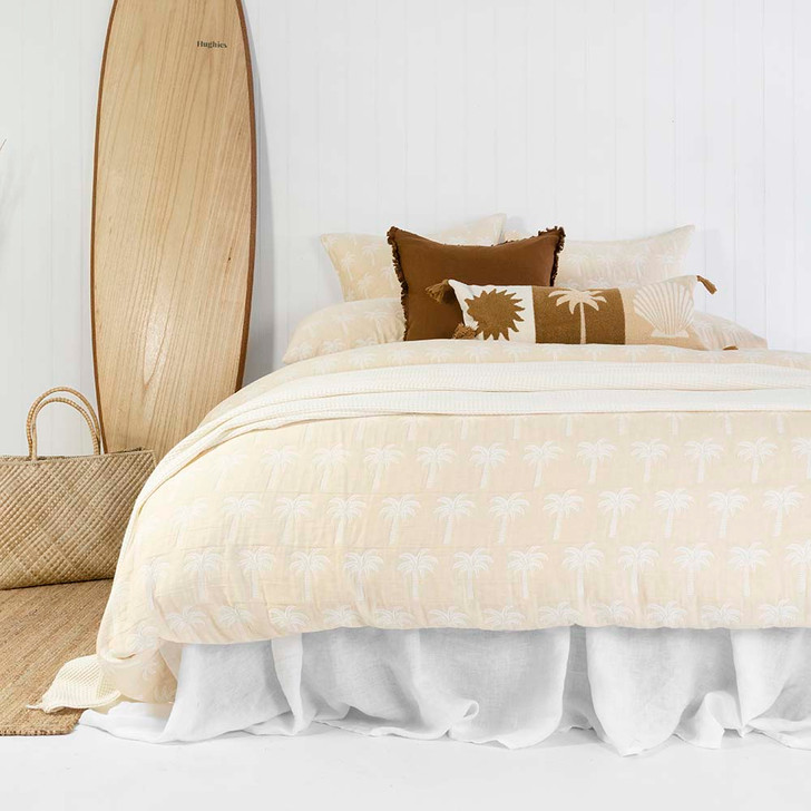 Bambury Oasis King Bed Quilt Cover Set   My Linen