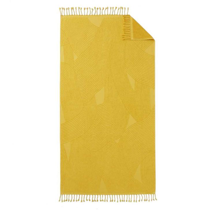 Sheridan Northcove Pineapple Beach Towel | My Linen