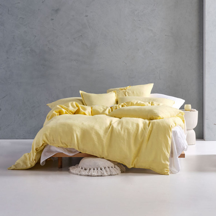 Linen House Nimes Meadow Queen Bed Quilt Cover Set   My Linen