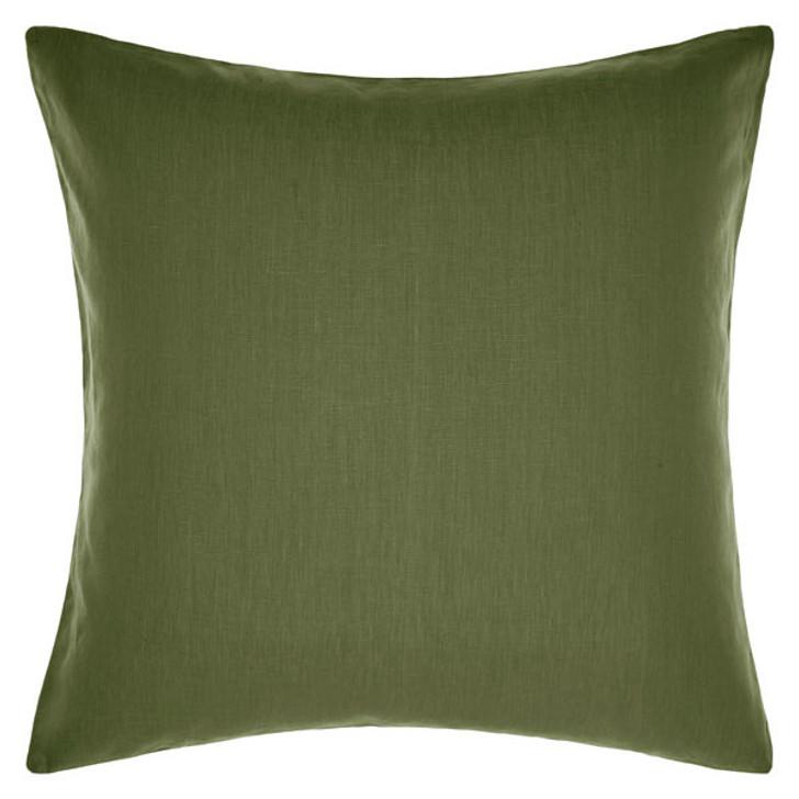 Linen House Nimes Fern European Pillowcase | My Linen