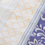 Ardor Boudoir Elise Multi Single Bed Quilt Cover Detail | My Linen