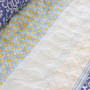 Ardor Boudoir Elise Multi Single Bed Quilt Cover Set Detail | My Linen